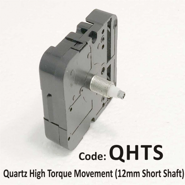 High Torque Movement 12mm