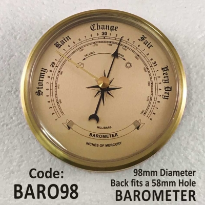 Barometer 98mm Series