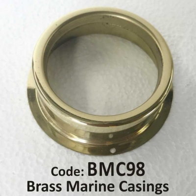 Brass Marine Casing 98mm