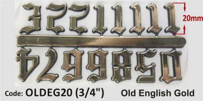 Old English 20mm