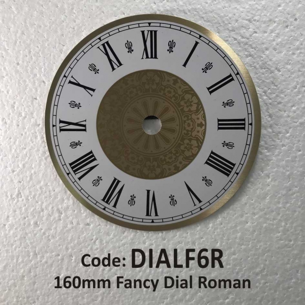 Dial Fancy Roman 160mm