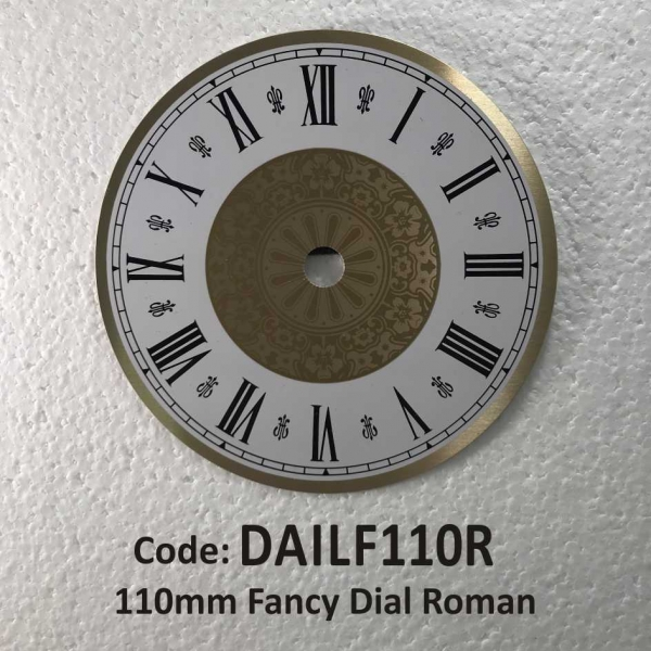 Dial Fancy Roman 110mm