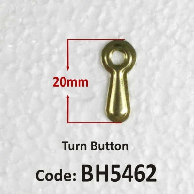 Brass Turn Button