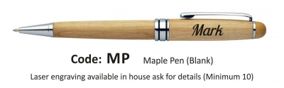 Maple Pen