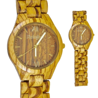 Watch - Zebrawood