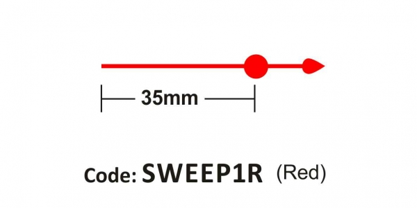 Sweep 35mm Red