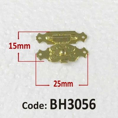 Brass Catch 15 x 25 mm