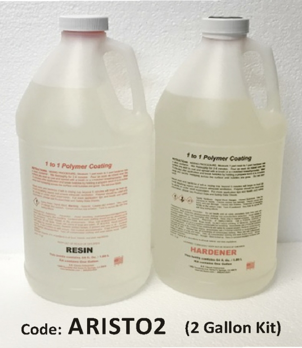 Aristocrat High Gloss Resin 2 Gallon
