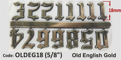 Old English 18mm