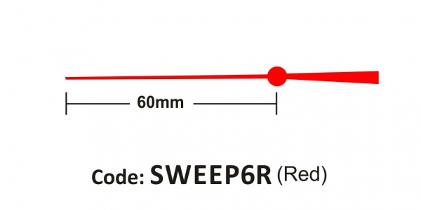 Sweep 60mm Red2