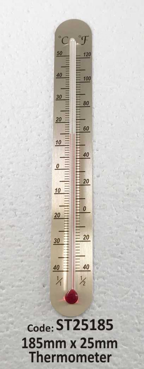 Thermometer 185mm