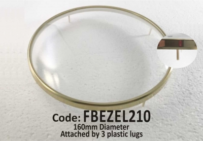 Bezel - Fixed 210mm