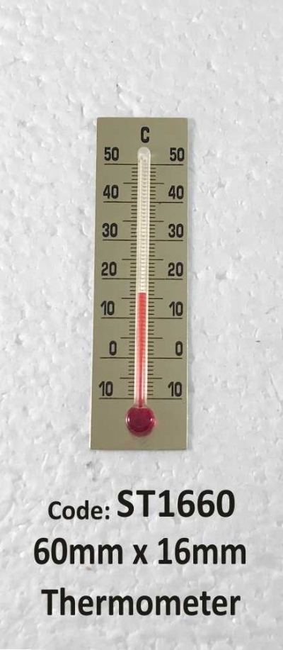 Thermometer 60mm