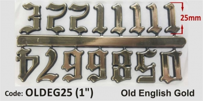 Old English 25mm